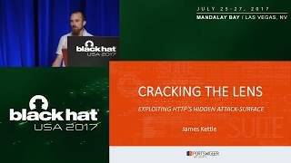 Download Cracking the Lens: Targeting HTTP's Hidden Attack-Surface Video