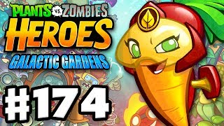 Download NEW HERO! Beta-Carrotina! - Plants vs. Zombies: Heroes - Gameplay Walkthrough Part 174 Video