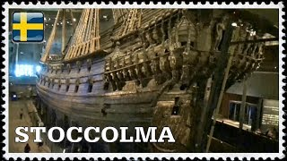 Download Il galeone Wasa, a Stoccolma / Regalskeppet Vasa, i Stockholm Video
