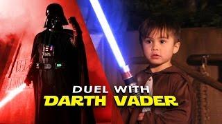 Download Darth Vader Lightsaber Duel | Sponsored Video