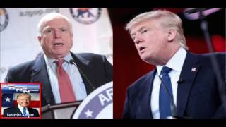 Download Right After Attacking the President, Trump Just HUMILIATED John McCain in the Best Way Possible! Video