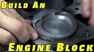 Download How To Assemble an Engine Block Video