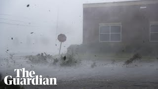 Download Hurricane Michael pounds Florida Video