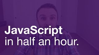 Download JavaScript in Half an Hour (Without jQuery!) Video