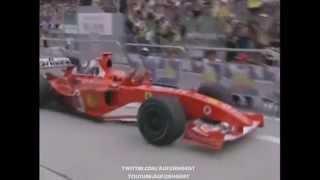 Download Tribute to Michael Schumacher & Scuderia Ferrari Video