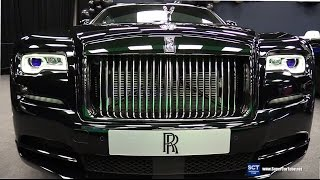 Download 2017 Rolls Royce Wraith - Exterior and Interior Walkaround - 2017 Montreal Auto Show Video