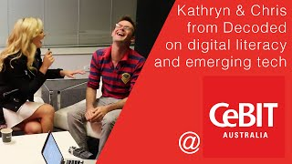 Download Digital Literacy & Emerging Tech with Kathryn & Chris from Decoded Video