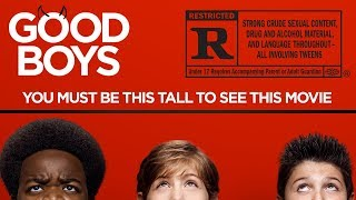 Download Good Boys - Official Trailer Video