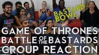 Download Game of Thrones - 6x9 Battle of the Bastards - Group Reaction Video
