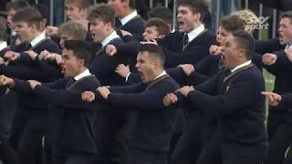 Download THIS IS WHY NEW ZEALAND RUGBY IS SO STRONG: King's College v Auckland Grammar Haka 2018 | SKY TV Video