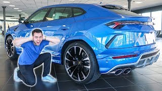 Download THE 2019 LAMBORGHINI URUS SOUNDS INSANE! Video