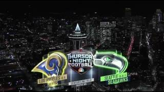 Download NBC Thursday Night Football intro 2016 LA@SEA Video