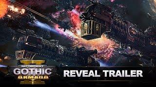 Download Battlefleet Gothic: Armada 2 - Reveal Trailer Video