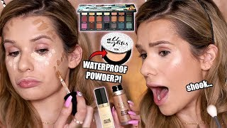 Download TESTING FULL FACE of HOT NEW MAKEUP! Worth it or Toss it?! Video