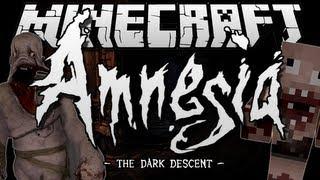Download Minecraft | AMNESIA: THE DARK DESCENT! | Adventure Map [1.6.2] Video