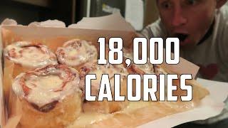 Download The Great American BREAKFAST Challenge | 18,000+ Calories Video