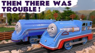 Download Thomas The Tank Engine Then There Was Trouble Race Accident Toy Trains Story with Play Doh T4U Video