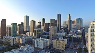Download Los Angeles 2015 Drone Flight (Amazing Footage) Video
