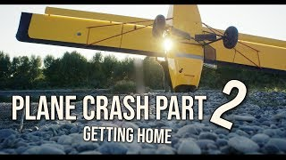 Download PLANE CRASH PART 2. Getting my Kitfox airplane back to the airport. skip to 2:43 to continue Video