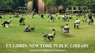 Download Ex Libris: New York Public Library (2017) - Recensione MYmovies.it Video