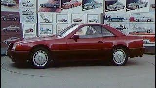 Download 1989 Mercedes SL R129 development Video