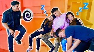 Download WE GOT HYPNOTIZED! **Camera Man PASSES OUT** Video