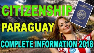 Download How To Get Paraguay Citizenship [Business visa] [Immigration] Urdu / Hindi 2018 By Premier Visa Video