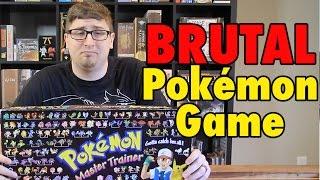 Download The BRUTAL Pokemon Board Game - Master Trainer Video