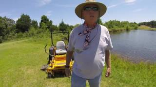 Download Old man kicks us out of our fishing spot. (funny) Video