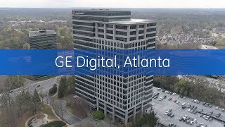 Download GE Digital's Atlanta Office Video