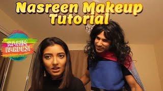 Download Nasreen Makeup Tutorial | Rahim Pardesi | Desi Tv Entertainment Video