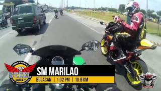 Download ROCKSTAR SSX UNITED in Men of Steel Philippines 1000km Road Rally 2017 Video