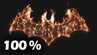 Download Batman Arkham Knight 100% Ending Knightfall Protocol Video