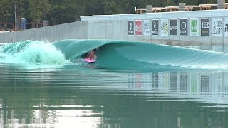 Download Surfing PERFECT waves at TEXAS Wavepool Video