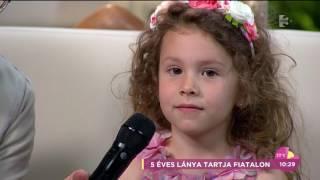 Download Székhelyi József életét teljesen megváltoztatta a kislánya! - tv2.hu/fem3cafe Video