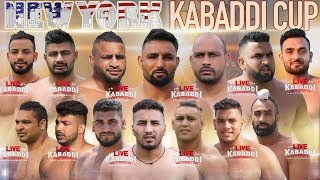 Download LIVE KABADDI - New York Kabaddi Cup 2018 Video