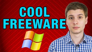 Download Top 5 Cool Free Software (You Haven't heard of) - ThioJoeTech Video