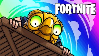Download Fortnite Funny Moments - More Skybridges and Major Barn Fail! Video