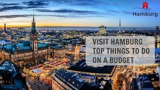 Download Visit Hamburg Top Things To Do On a Budget Video
