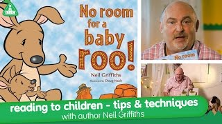 Download Reading To Children - Tips & Techniques - ″No Rooms For Baby Roo″ Neil Griffiths - ELC Video