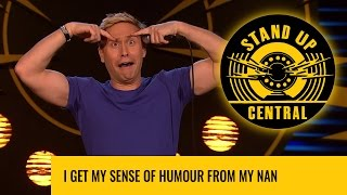 Download I get my sense of humour from my Nan Video