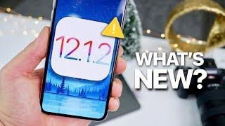 Download iOS 12.1.2 Beta 1! WARNING & What's New? Video