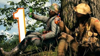 Download THE GREATEST MOMENTS OF TEAMWORK IN BF1 Video