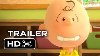 Download The Peanuts Movie Official Trailer #1 (2015) - Animated Movie HD Video