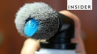Download Get A Barbershop-Quality Shave While Traveling Video