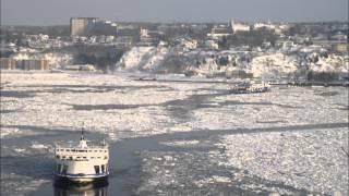 Download La ville de Québec et la réserve indienne huronne-wendat de Wendake Video