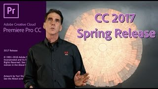 Download What's New in Premiere Pro CC Spring April 2017 Update (NAB 2017) Video