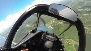 Download North American P-51D Mustang - Part 3 - Flight w/Cockpit Audio - Kermie Cam Video