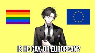 Download Does Jumin Han Is Gay or European - Mystic Messenger Video