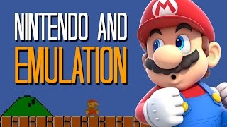 Download Did Nintendo download a Mario ROM and sell it back to us? - Here's A Thing Video